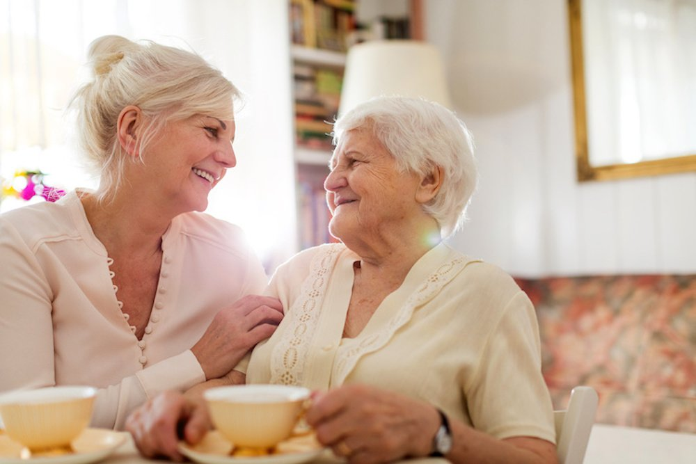 Tackling Difficult Conversations with Elderly Relatives